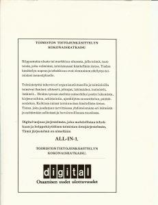 ESATKY 10v julkaisu - mainoksia...Digital