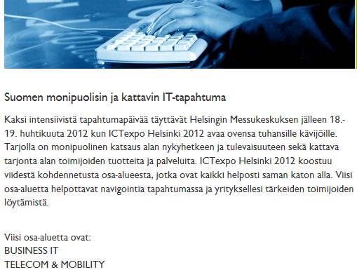 ICTexpo 2012