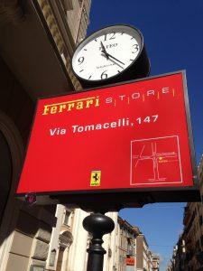Rooma_ja_Kunnon_viikonloppu_2013_Ferrari