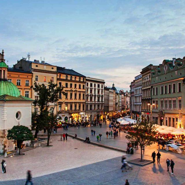 Kunnon Viikonloppu 2018: Krakova