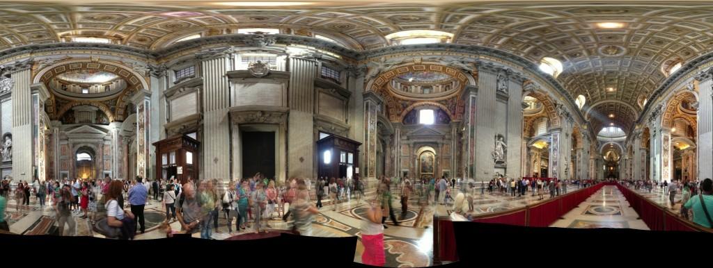 panorama_Rooma_Vatikaani
