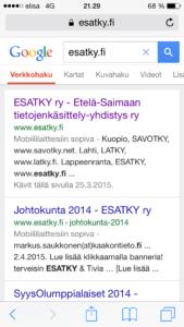 google-mobiilihaku-esatky