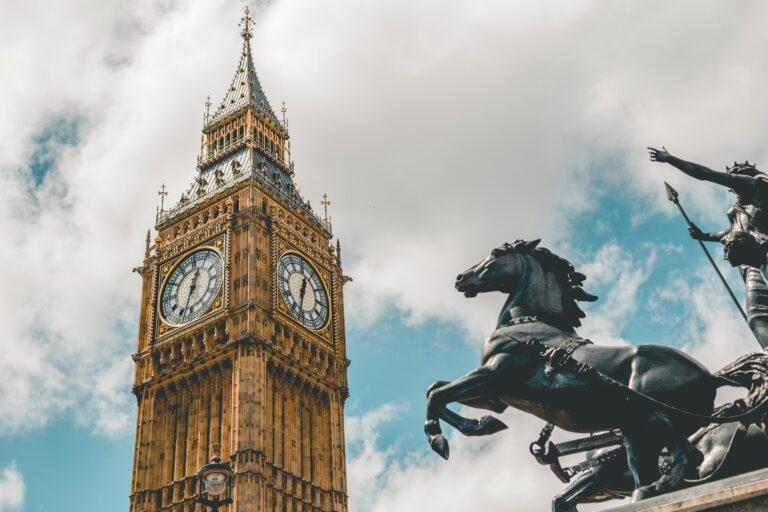 Big Ben London during daytime